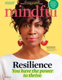 September 30, 2019 issue of Mindful