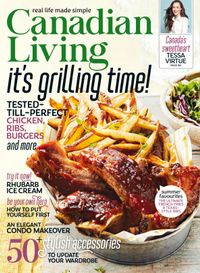 May 31, 2018 issue of Canadian Living