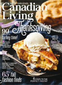 September 30, 2018 issue of Canadian Living