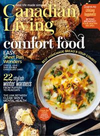 October 31, 2018 issue of Canadian Living