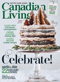 November 30, 2018 issue of Canadian Living
