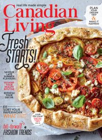 August 31, 2019 issue of Canadian Living