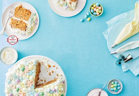 our prettiest easter CAKE