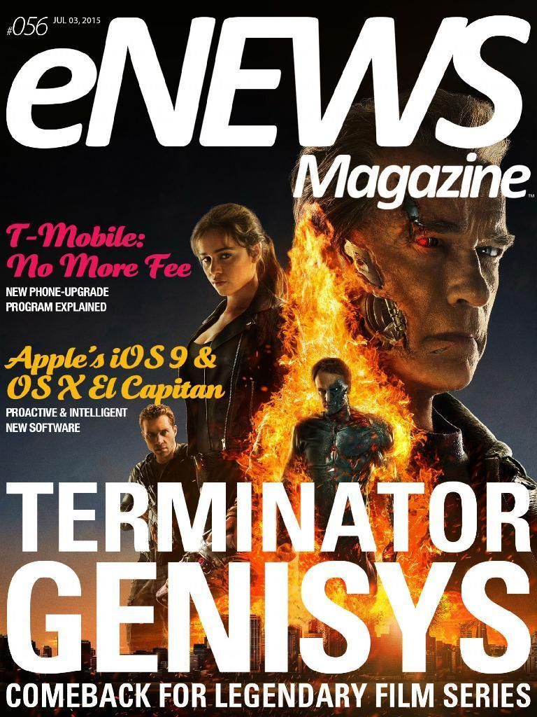 Buy #052 - eNews Magazine