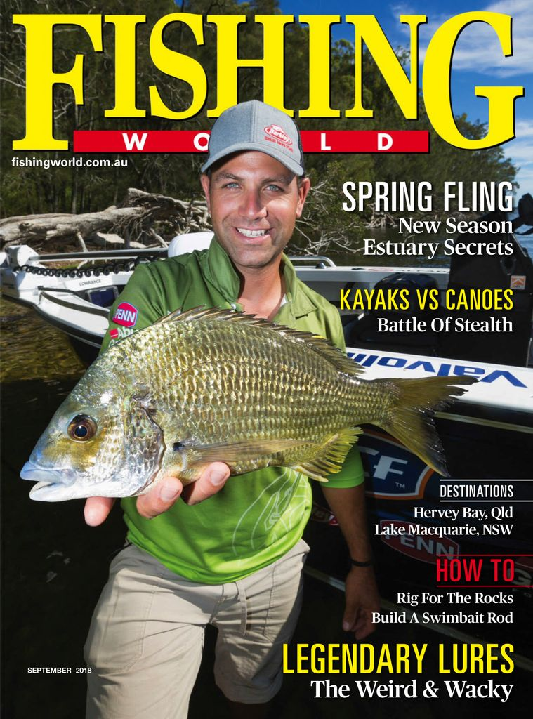 Buy February 2019 - Fishing World