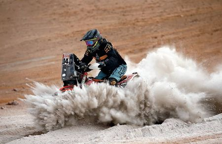 Dakar Rally Retrospective