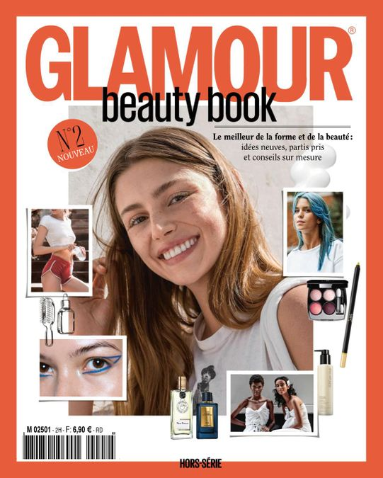 Glamour Beauty Book
