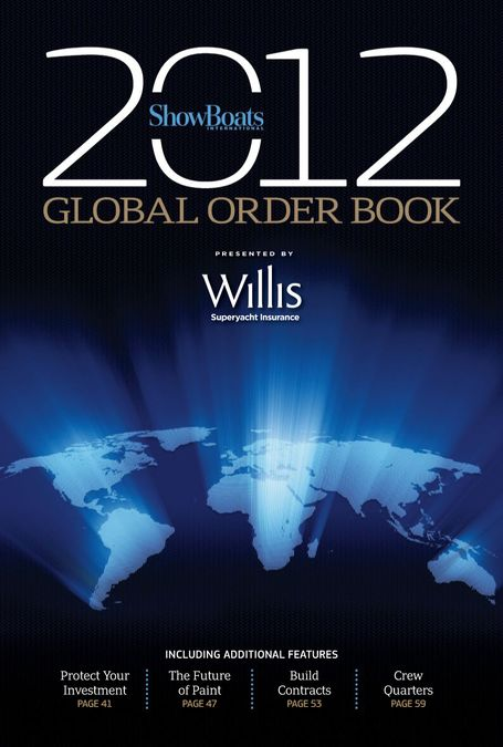 The Show Boats International Global Order Book