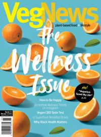 January 01, 2019 issue of VegNews Magazine