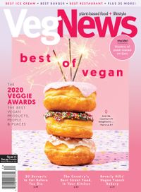 March 04, 2020 issue of VegNews Magazine