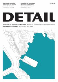 June 30, 2019 issue of DETAIL