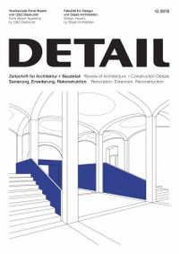 November 30, 2019 issue of DETAIL