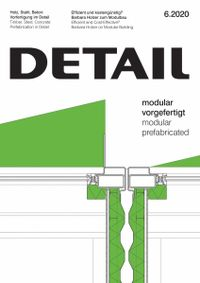 June 02, 2020 issue of DETAIL