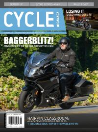 November 01, 2017 issue of Cycle Canada