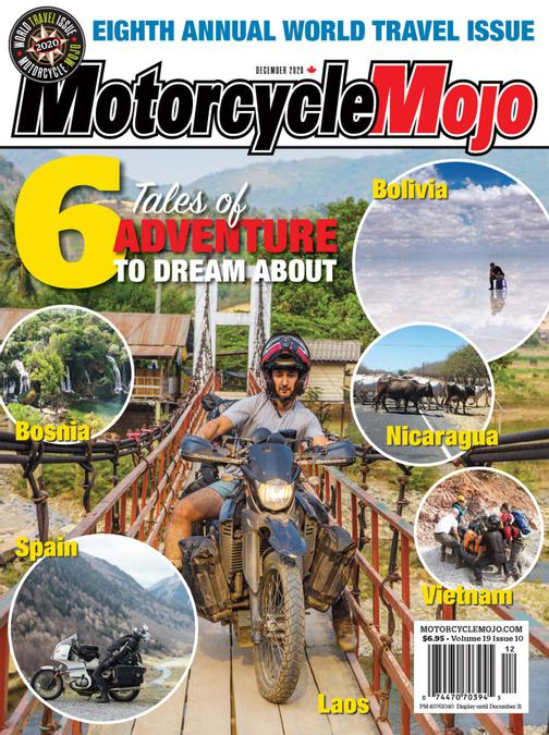 Motorcycle Mojo Magazine