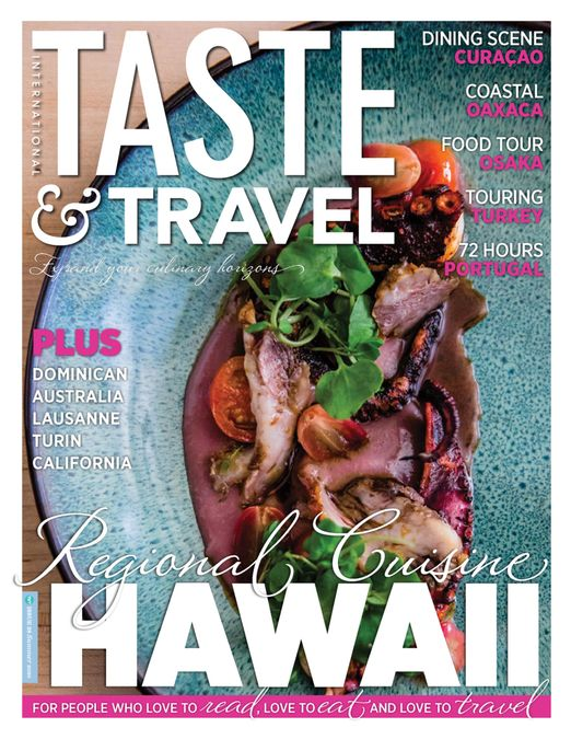 Taste and Travel International