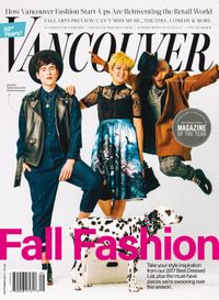 September 01, 2017 issue of Vancouver Magazine