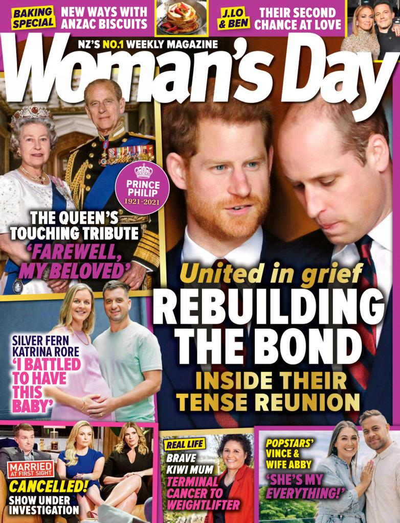 Woman's Day Magazine NZ