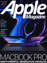 July 19, 2018 issue of AppleMagazine