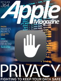 October 18, 2018 issue of AppleMagazine