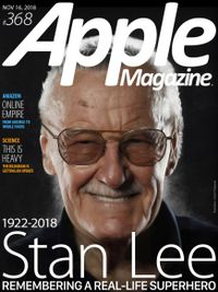 November 15, 2018 issue of AppleMagazine