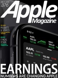 January 10, 2019 issue of AppleMagazine