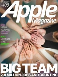 August 22, 2019 issue of AppleMagazine