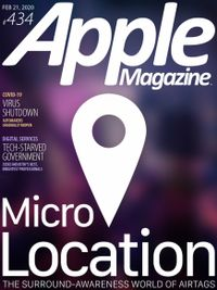 February 20, 2020 issue of AppleMagazine