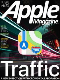 February 19, 2021 issue of AppleMagazine