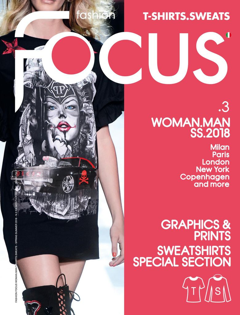 FASHION FOCUS T-SHIRTS - Subscription Subscriptions
