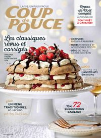 November 30, 2018 issue of Coup de Pouce