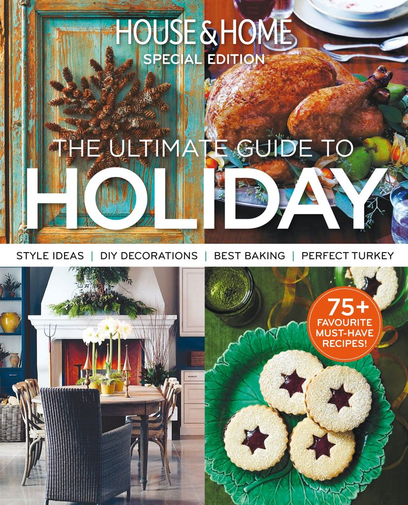 House & Home: Holiday - Issue Subscriptions