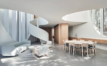 GLEBE HOUSE BY CHENCHOW LITTLE