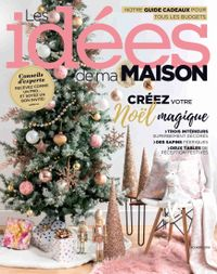 November 30, 2018 issue of Les Idées de ma maison