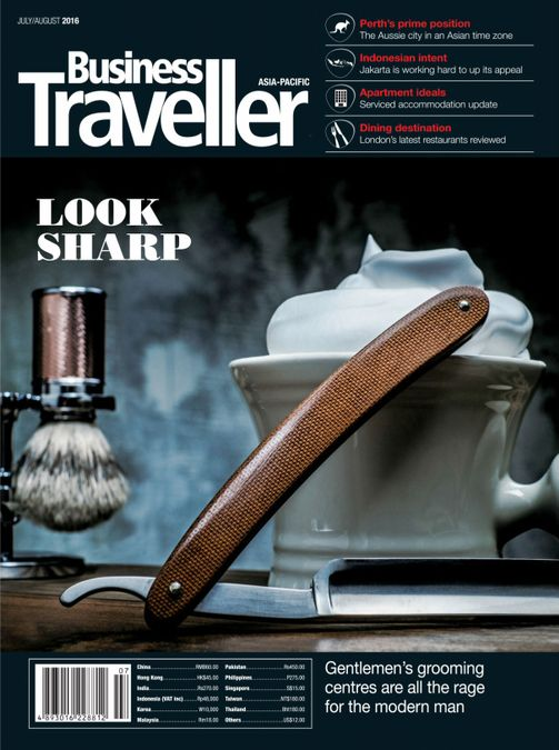 Business Traveller Asia-Pacific Edition