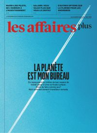 October 31, 2018 issue of Affaires Plus (A+)