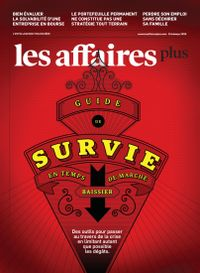 March 31, 2020 issue of Affaires Plus (A+)