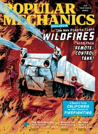 January 01, 2019 issue of Popular Mechanics