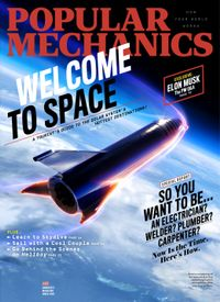 March 31, 2019 issue of Popular Mechanics