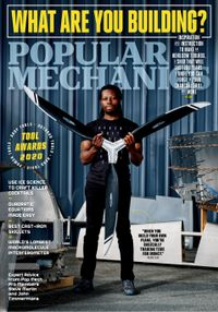 March 01, 2020 issue of Popular Mechanics