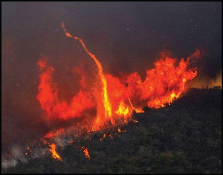 HOW TO FIGHT FIRE WEATHER
