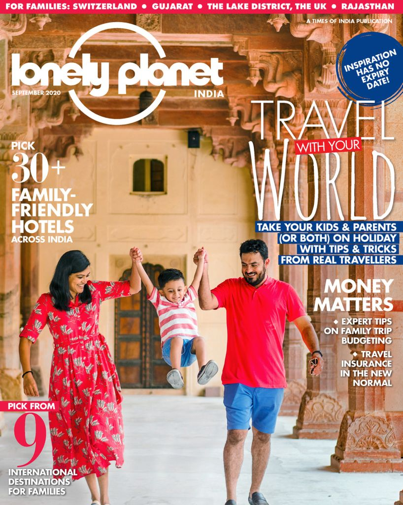 Lonely Planet Magazine India - Subscription