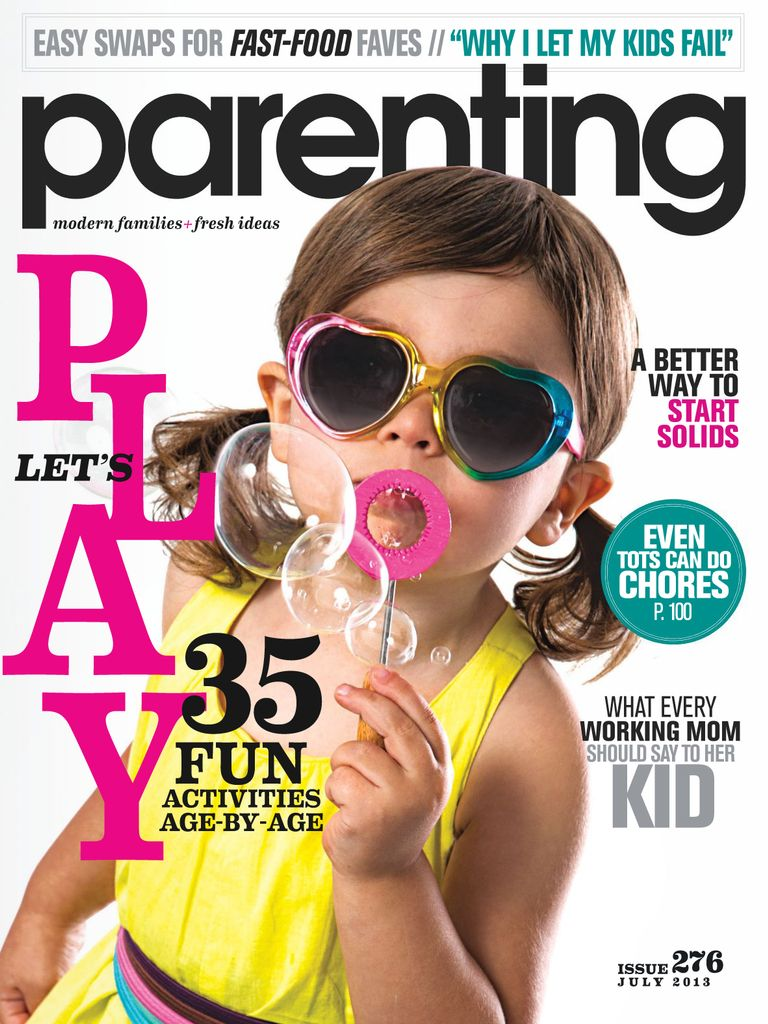 Parenting Early Years - Subscription