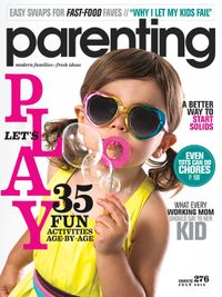 July 01, 2013 issue of Parenting