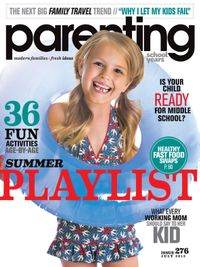 July 01, 2013 issue of Parenting School Years