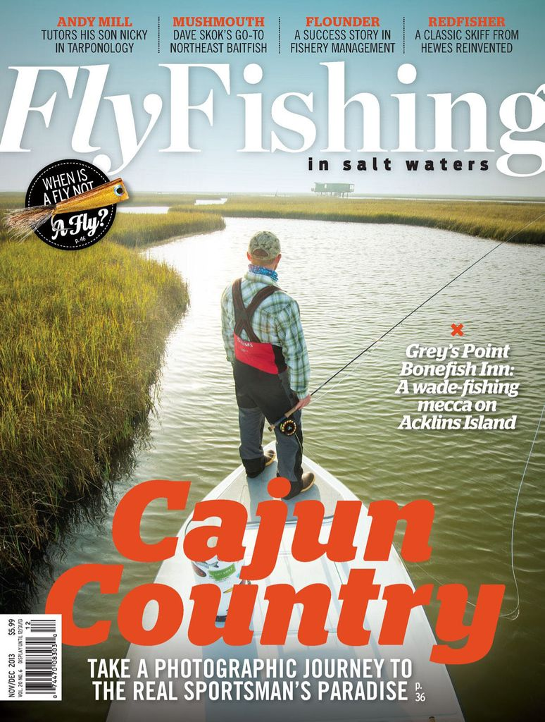 Fly Fishing in Salt Waters - Subscription