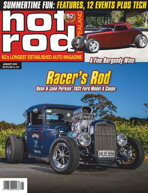 NZ Hot Rod