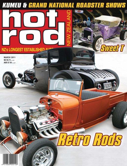 NZ Hot Rod