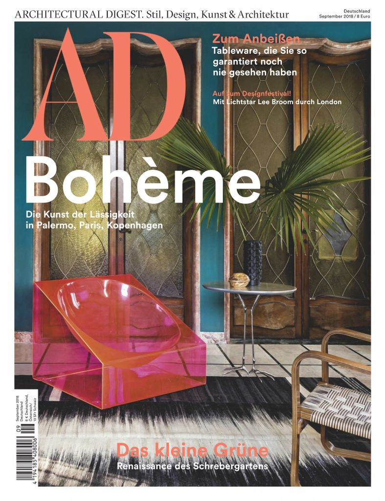 AD Germany Digital Magazine | online subscription | MagazineCafe