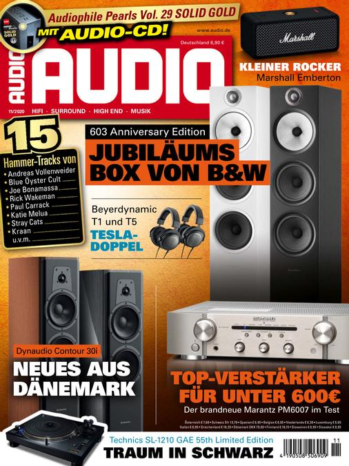 AUDIO Germany